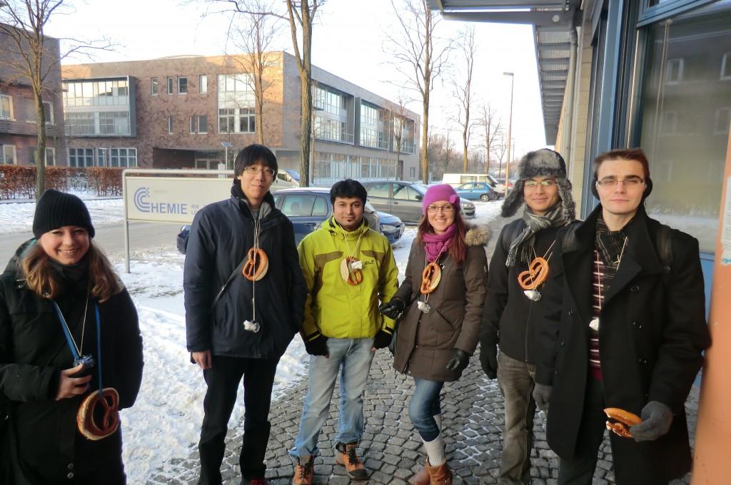 Kuhnert Group, Kohlfahrt 2012